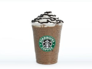 Starbucks Double Chocolately Chip