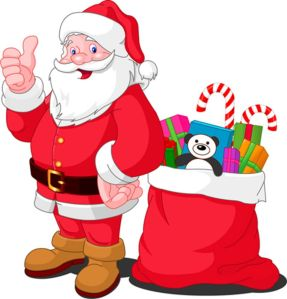 Santa Claus Animated