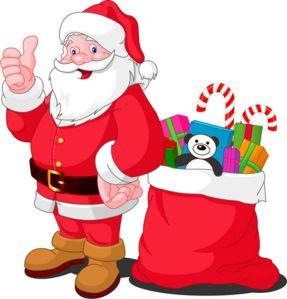 Santa Claus Animated