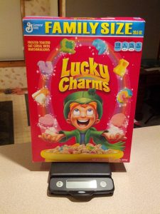 Lucky Charms!