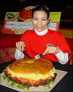 Now THAT is a cheat day burger!